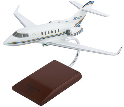 Hawker 850XP Model Airplane