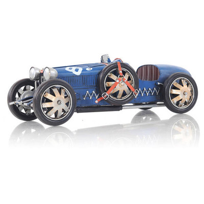 Bugatti Type 35 Metal Model