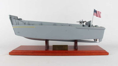 LCVP Landing Craft Vehicle Personnel USMC Model Boat