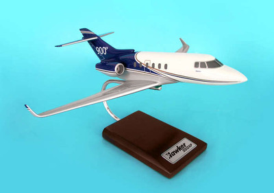 Hawker 900XP Model Airplane