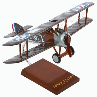 Sopwith Camel Model Airplane