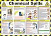 Chemical Spills safety poster