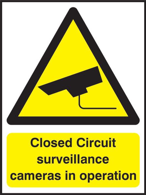 Closed circuit surveillance