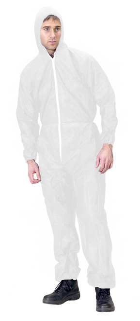 Economy disposable coverall