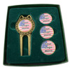Full Color Pro Divot Tool Set