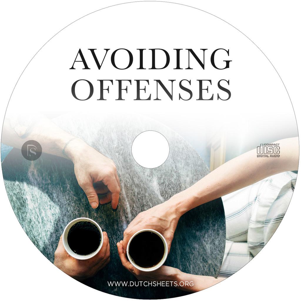 Avoiding Offenses (CD)