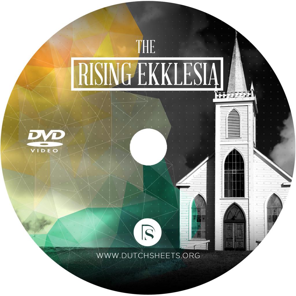 Rising Ekklesia, The (DVD)