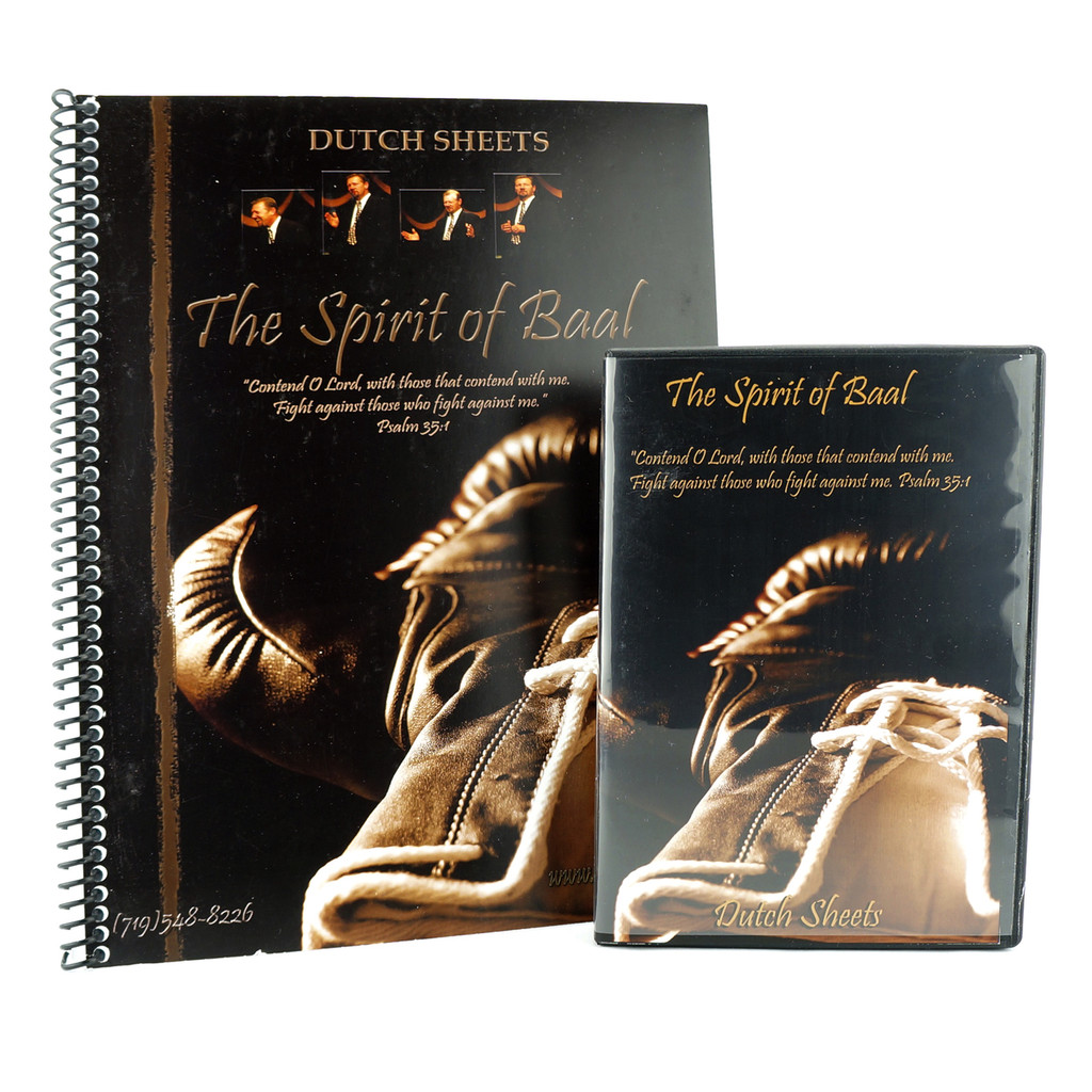The Spirit of Baal (DVD Personal Study)