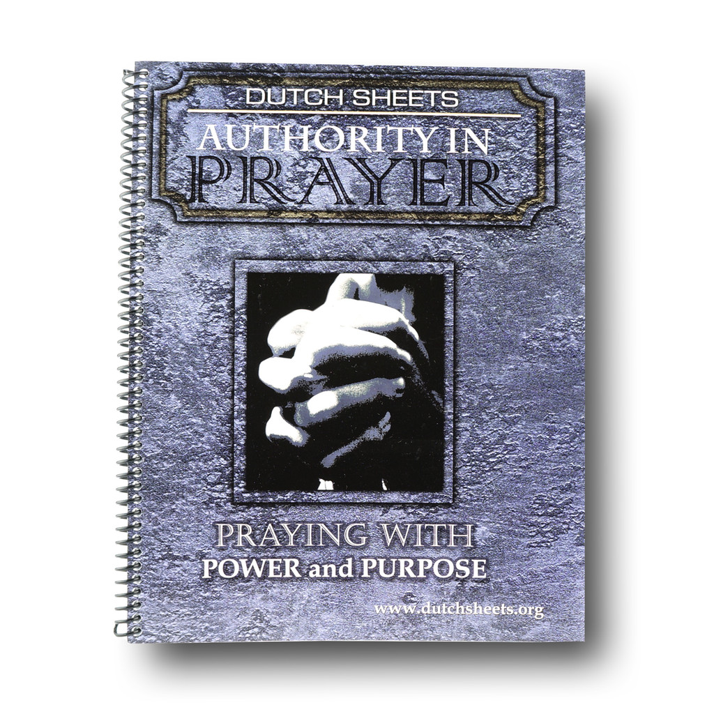 Authority in Prayer (Workbook)