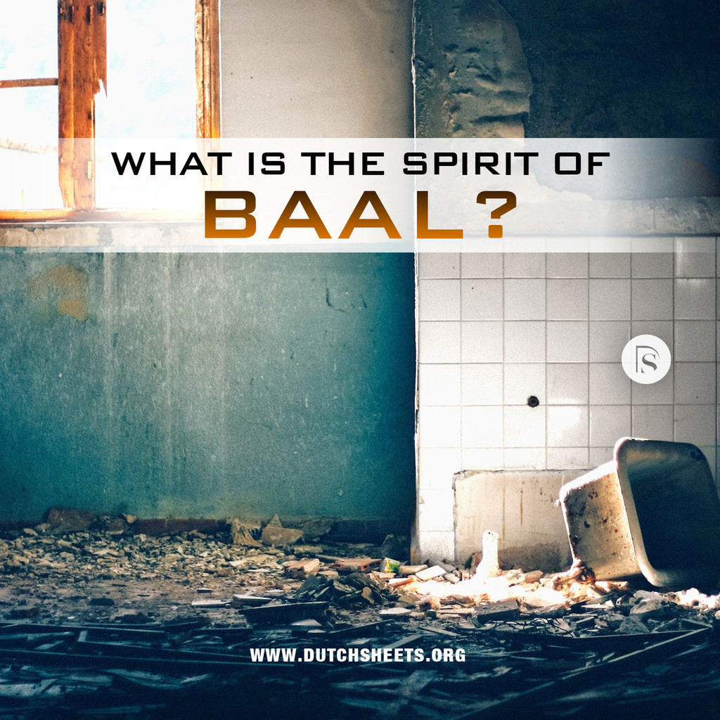 What is the Spirit of Baal (MP3 Download)