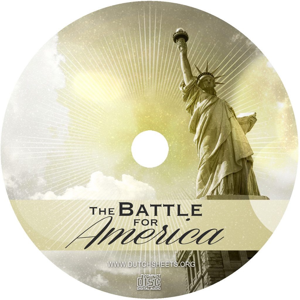 Battle for America, The (CD)