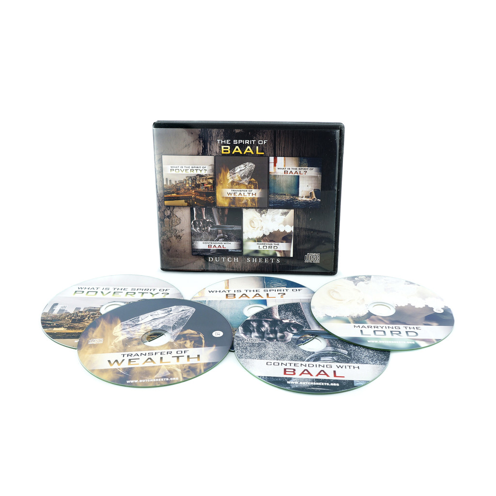 Spirit of Baal, The (5 CD Series)