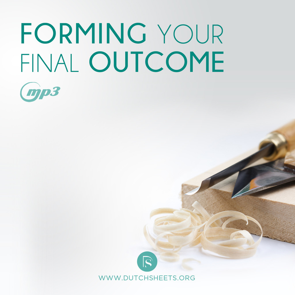 Forming Your Final Outcome (MP3 Download)