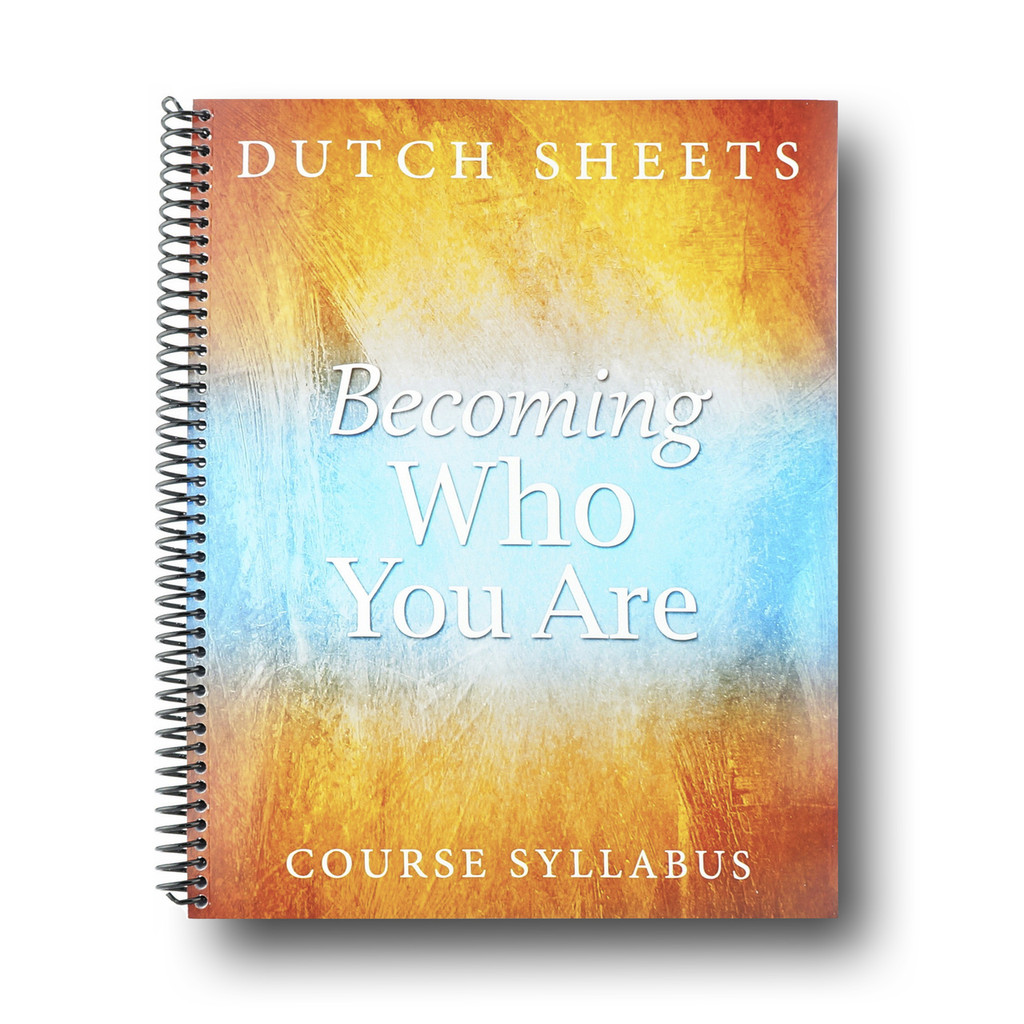 Becoming Who You Are (CD Group Study)