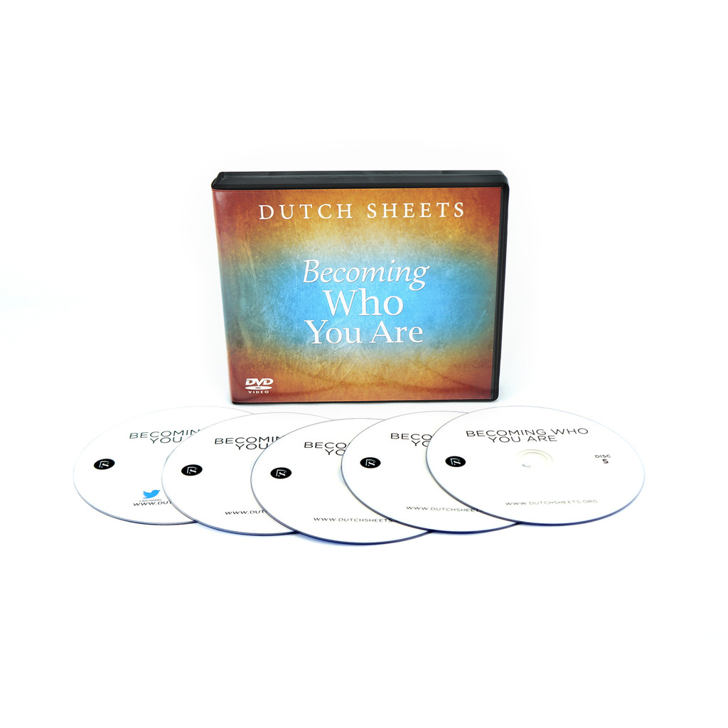 Becoming Who You Are (DVD Personal Study)