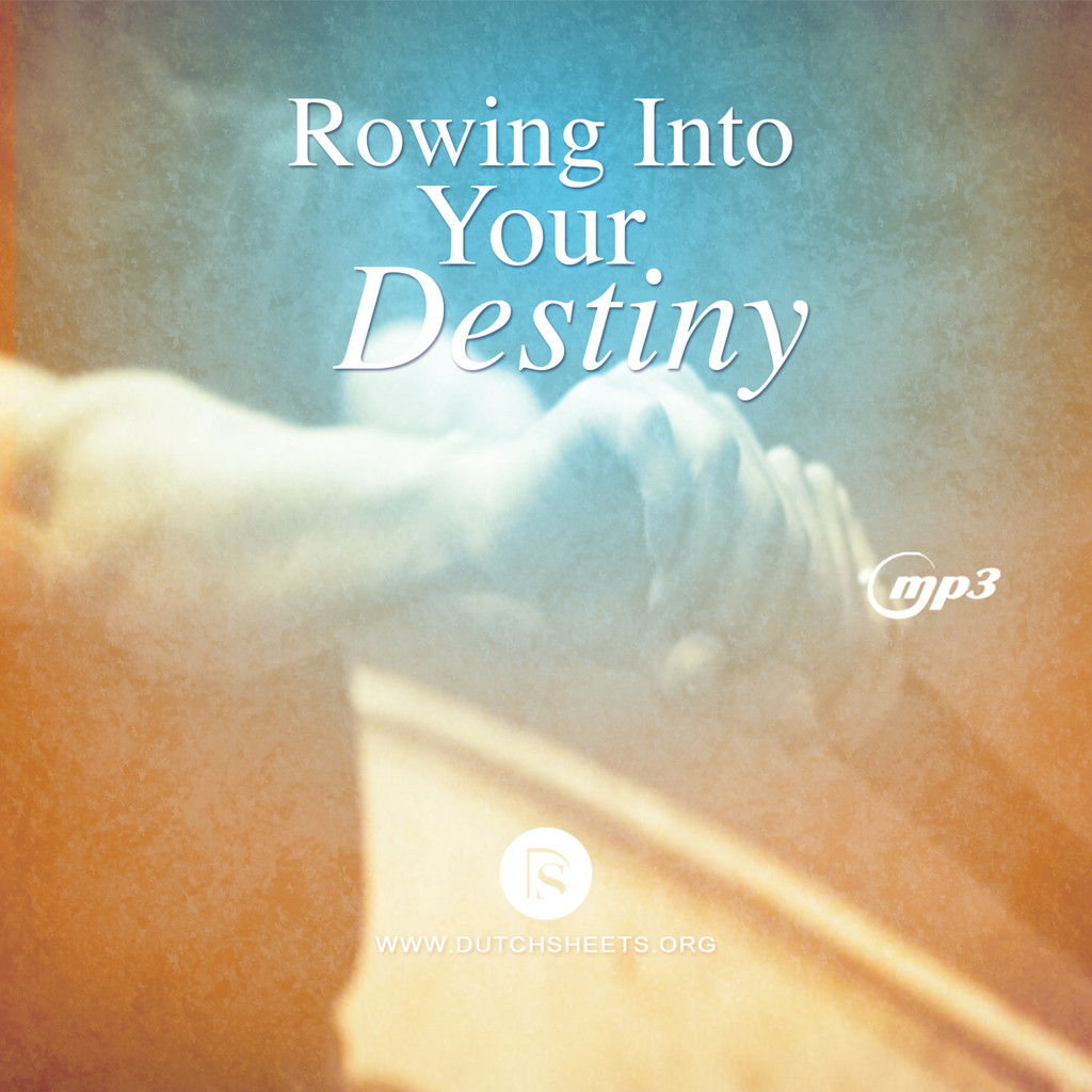Rowing Into Your Destiny (MP3 Download)