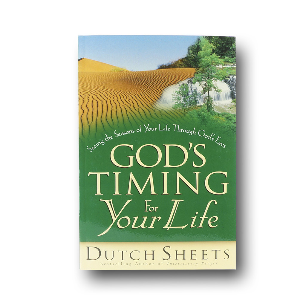 God's Timing for Your Life