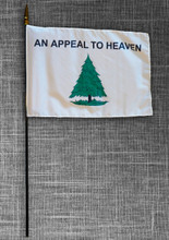 "Medium Appeal to Heaven Flag (12.75"" x 17.5"")"