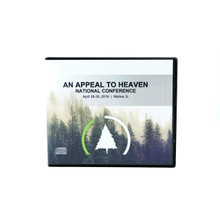 An Appeal to Heaven Nat'l Conference Moline, IL CD Series (7 Sessions)