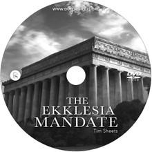 The Ekklesia Mandate DVD
