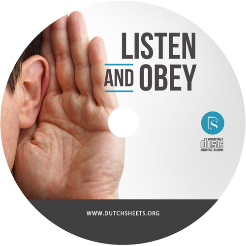 Listen and Obey (CD)