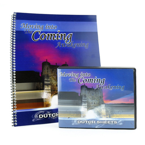 Moving Into the Coming Awakening (CD Personal Study)