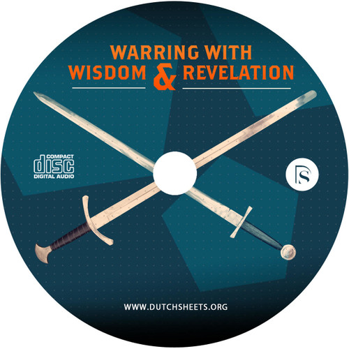 Warring with Wisdom and Revelation (CD)