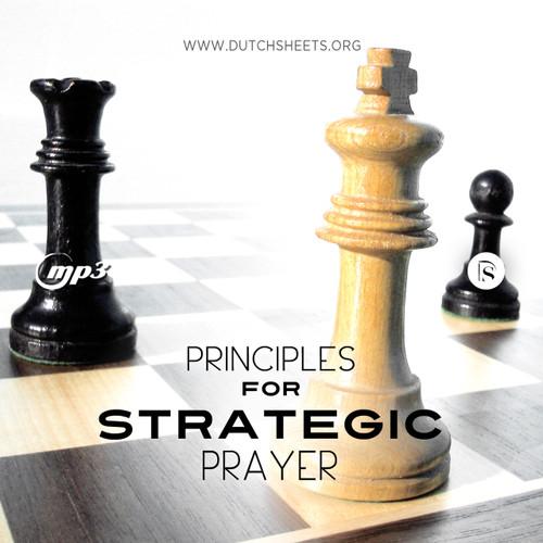 Principles For Strategic Prayer (MP3 Download)