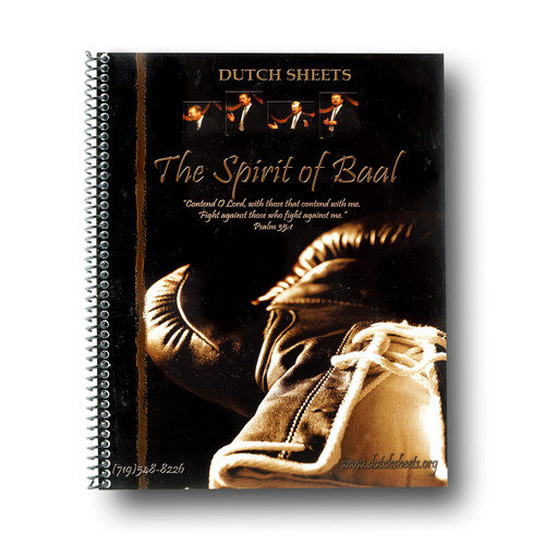 Spirit of Baal (Workbook)