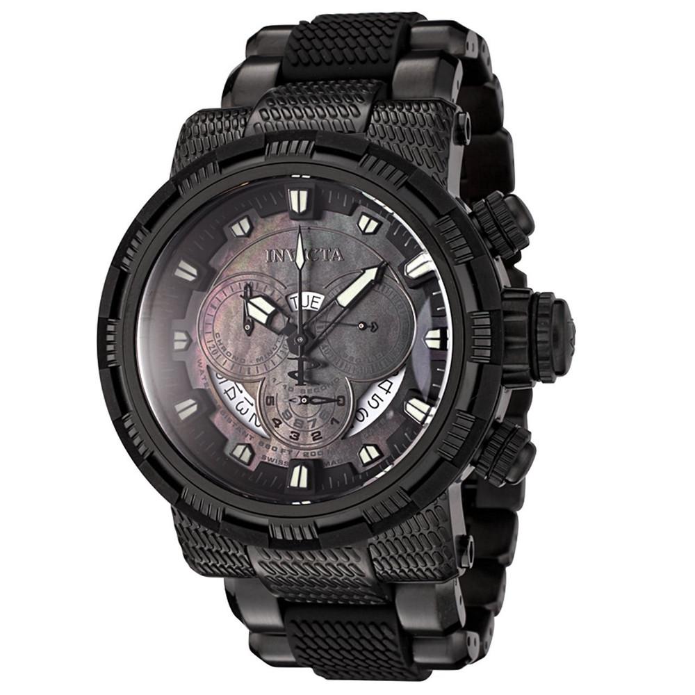 Invicta Watches Black