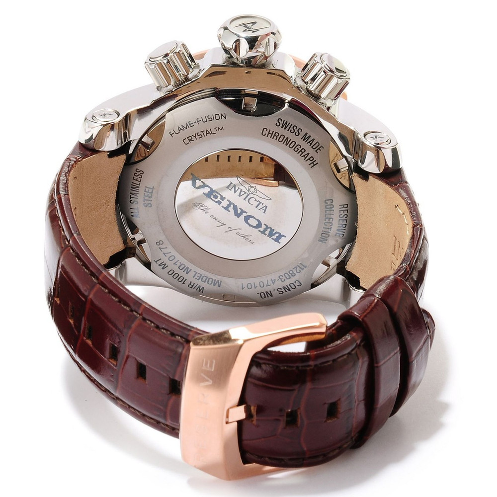 how to set day on invicta reserve watch