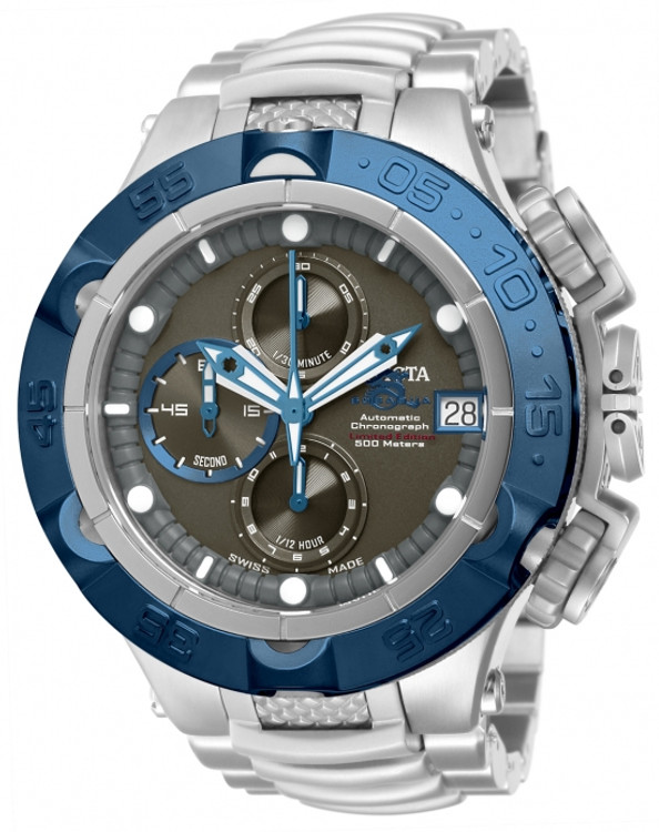 Invicta 12870 Men's Subaqua Noma V Limited Edition A07 Valgranges Automatic Chronograph Bracelet Watch | Free Shipping