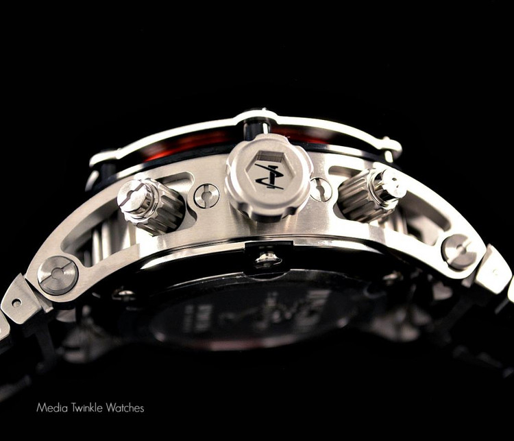 Invicta 15928 Reserve 52mm Specialty Subaqua Silver Tone Dial Swiss Ronda 5040.F Quartz Watch | Free Shipping