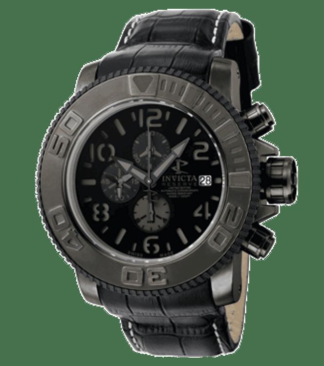 Invicta 0604 Reserve Sea Hunter Automatic Chronograph Watch