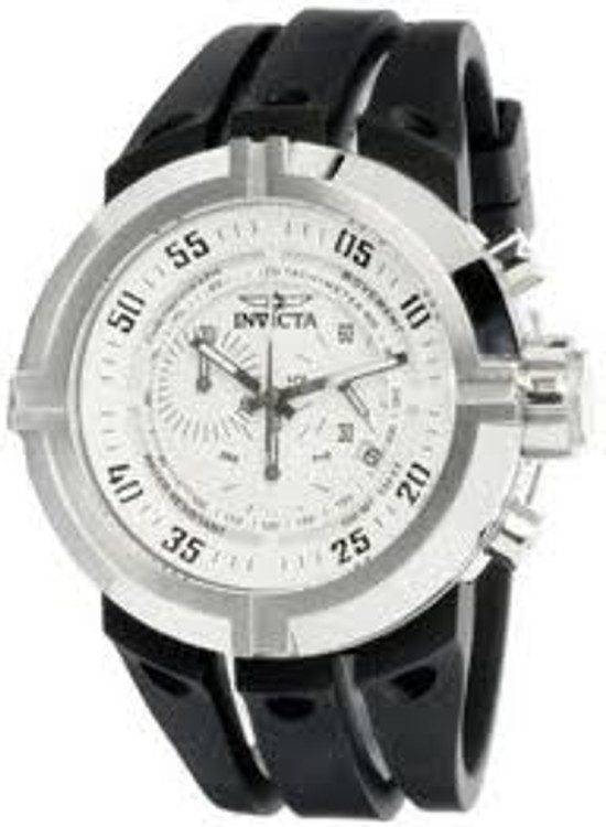 Invicta 0840 Force Collection White Dial Chronograph Mens Watch | Free Shipping