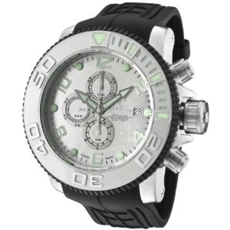 Invicta Men's 0995 Invicta II Automatic Chronograph Meteorite Dial Limited Edition Watch