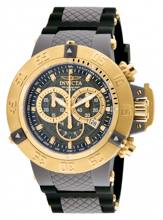 Invicta 0930 Subaqua Noma III Collection Chronograph Watch | Free Shipping