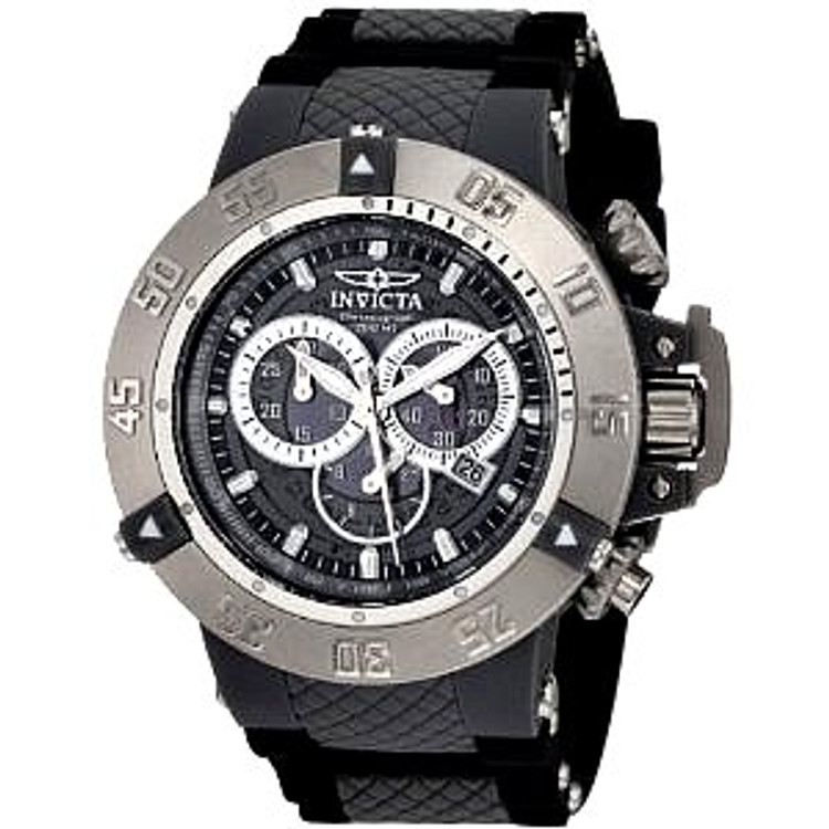 Invicta 0927 Subaqua Noma III Collection Chronograph Watch | Free Shipping
