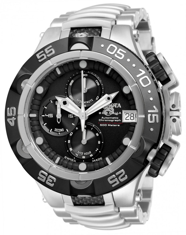 Invicta 12861 Men's Subaqua Noma V Limited Edition A07 Valgranges Automatic Chronograph Bracelet Watch | Free Shipping