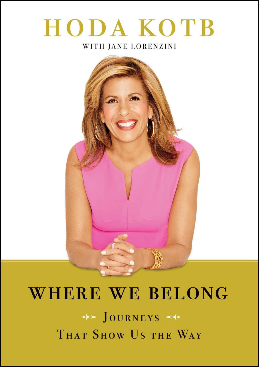Hoda Kotb Signed Book