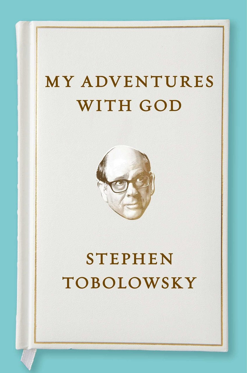 My adventures with god stephen tobolowsky signed book my adventures with god alramifo Images