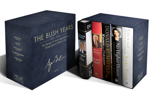 The Bush Years: The George W. Bush Administration Book Set