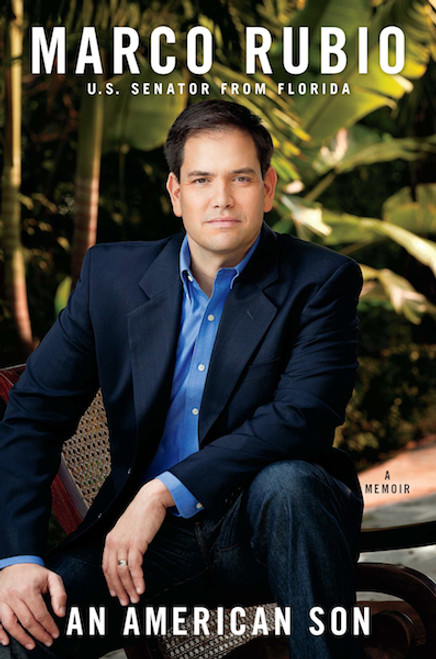 Autographed Book by Marco Rubio
