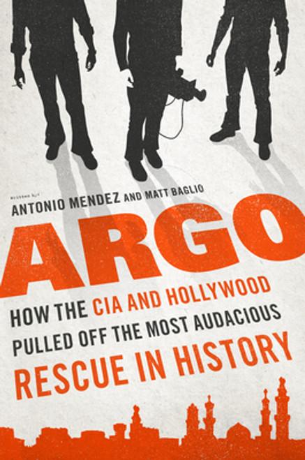 Argo Autographed by Antonio Mendez