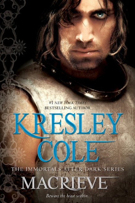 MacRieve Autographed by Kresley Cole