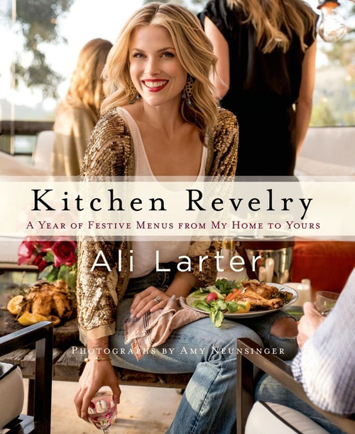 Kitchen Revelry Autographed by Ali Larter