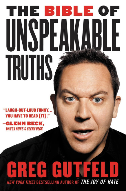 The Bible of Unspeakable Truths (Unsigned)