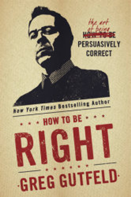 How to Be Right (Autographed)