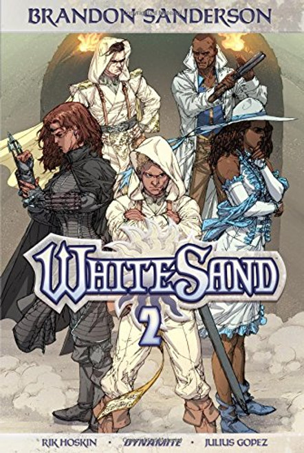 White Sand Volume 2 (Signed Limited Edition)