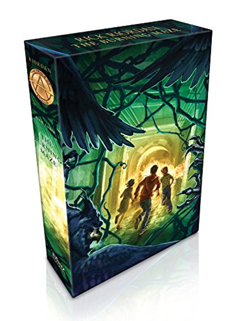 Trials of Apollo, the Book Three the Burning Maze (Special Limited Edition)
